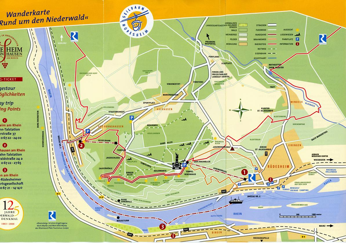 Marks JAlbumCamping The Black Forest The Rhine Germany - Germany map black forest